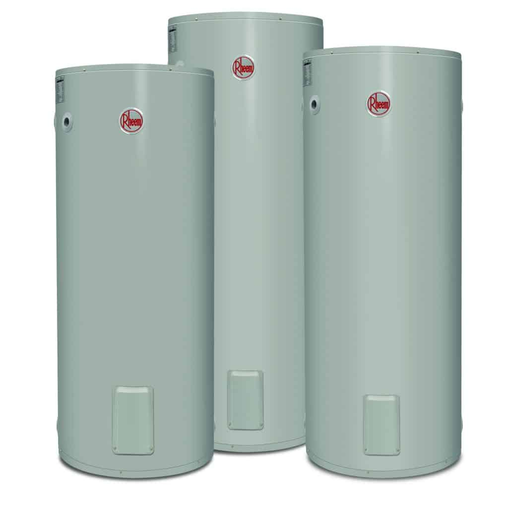 Rheem Electric Hot Water systems, Air conditioning, Refrigeration