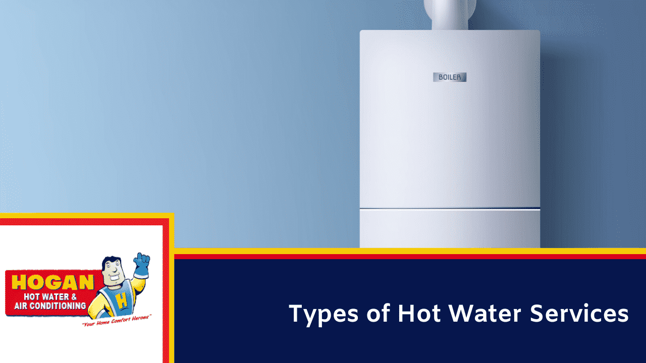 What is the Cost of Replacing your Hot Water Services? - Hot water services
