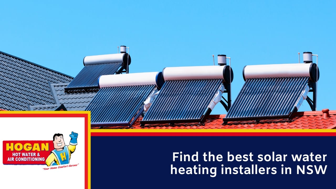Find the best solar water heating installers in NSW