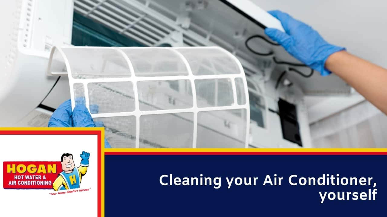 Cleaning your Air Conditioner, yourself