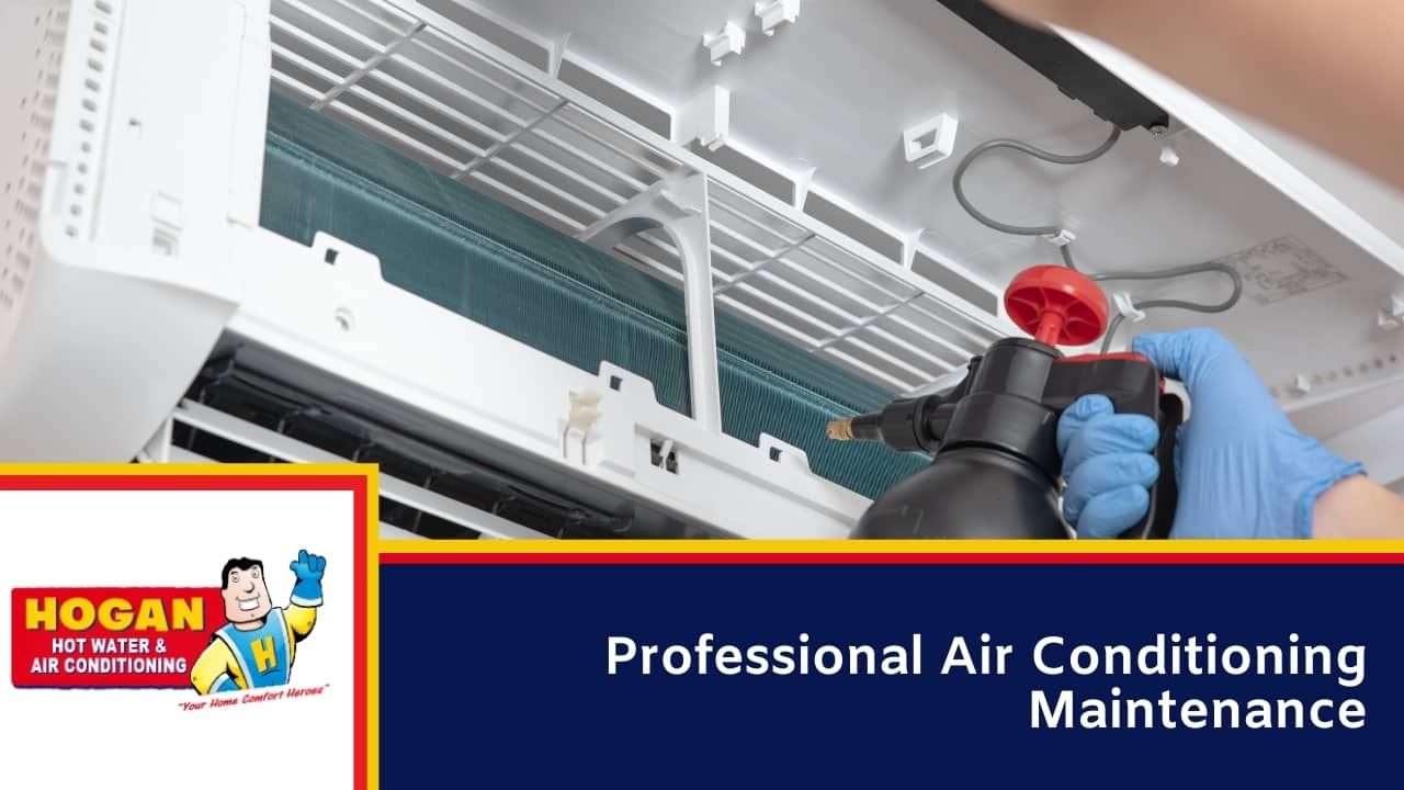 Professional Air Conditioning Maintenance