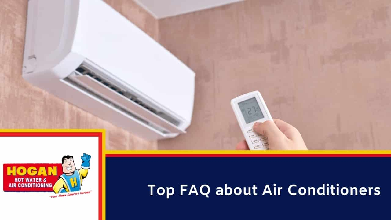 Top FAQ about Air Conditioners