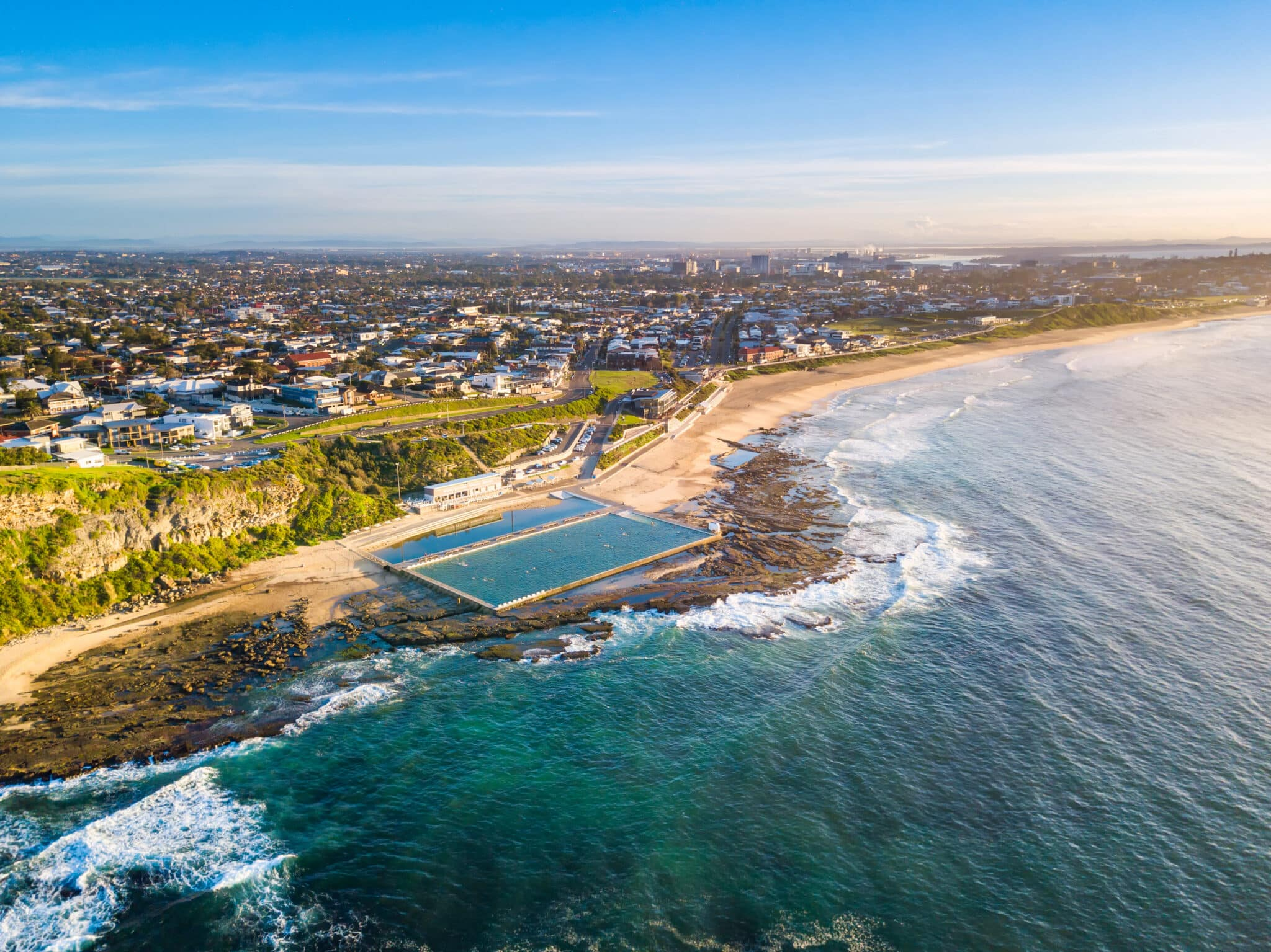 Hot Water Merewether