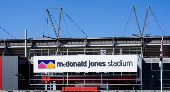 McDonald Jones Stadium Broadmeadow